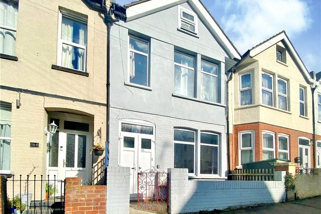 3 bed terraced house for sale in Brightwell Avenue, Westcliff-On-Sea, Essex SS0