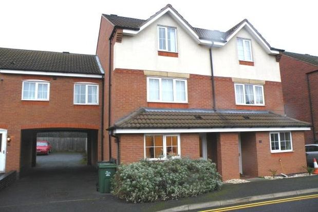 Thumbnail Property to rent in Adam Dale, Loughborough