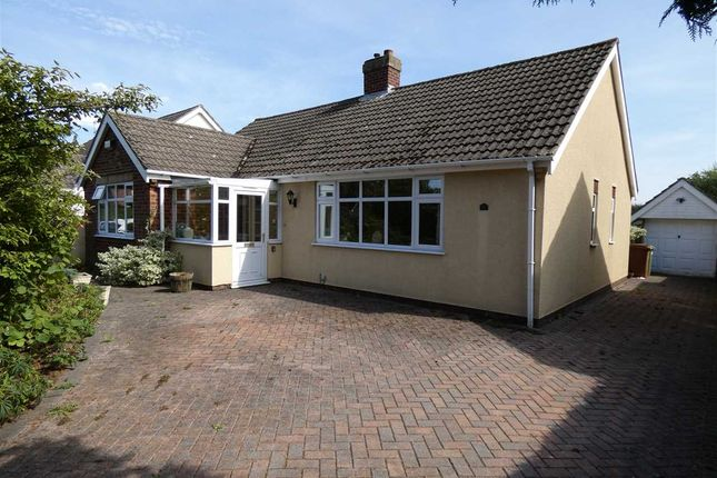 Thumbnail Detached bungalow for sale in The Avenue, Great Coates, Grimsby