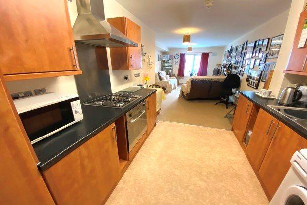 Thumbnail Flat to rent in The Portway, King's Lynn