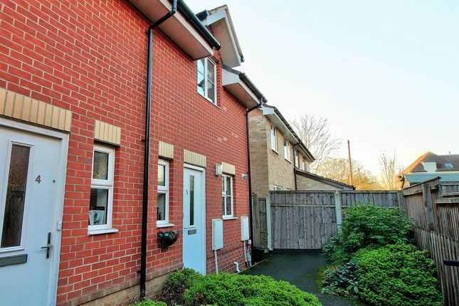 Thumbnail Terraced house for sale in Poole Road, Upton, Poole