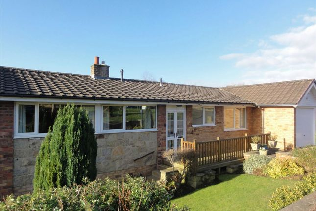 Thumbnail Detached bungalow to rent in Pinfold Close, Mirfield