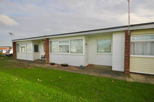 2 bed terraced bungalow for sale in Newport Road, Hemsby, Great Yarmouth NR29