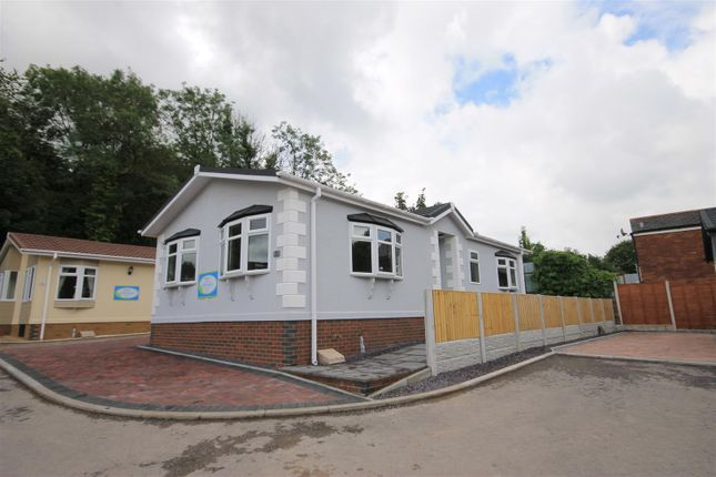 Thumbnail Bungalow for sale in Park Avenue, Cambrian Residential Park, Culverhouse Cross, Cardiff