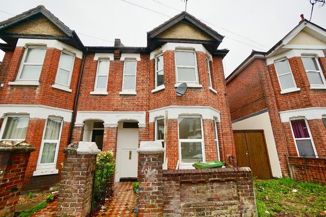 Thumbnail Semi-detached house to rent in Newcombe Road, Southampton