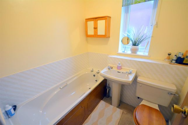 Bathroom of Whitby Close, Bishop Auckland DL14