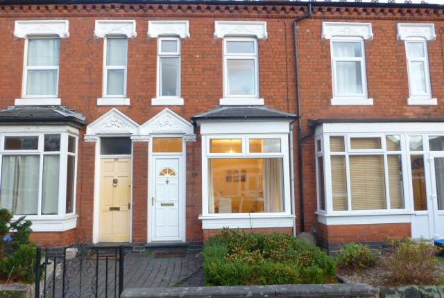2 bed terraced house to rent in Earls Court Road, Harborne, Birmingham