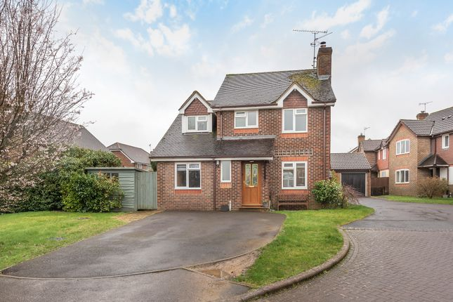 Detached house for sale in Nymans Close, Horsham