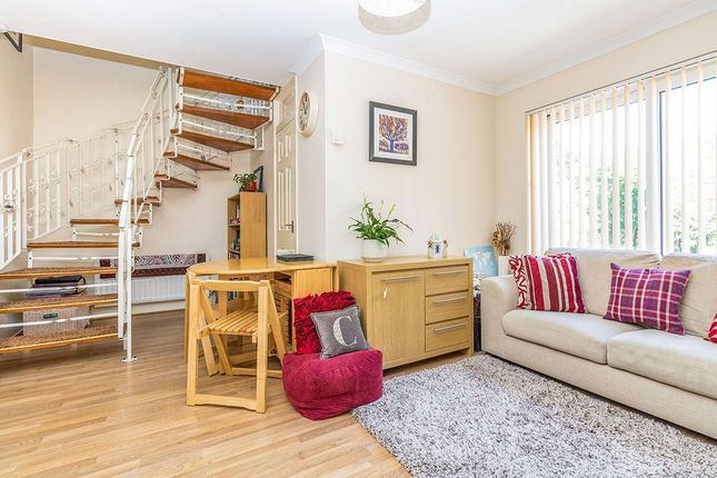 Terraced house for sale in Meadowdown Close, Hempstead, Gillingham