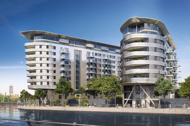 1 Bedroom Property for sale in X1 Manchester Waters Apartment, Manchester, M15 4WD