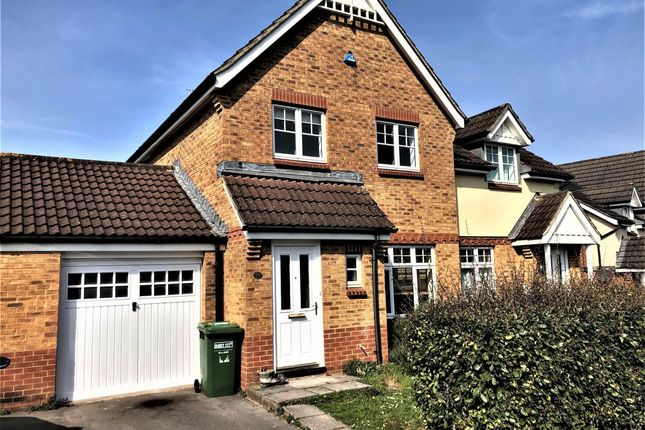 3 bed link-detached house to rent in Berkeley Way, Emersons Green, Bristol BS16