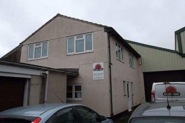 Office to let in Underwood Business Park, Wells, Somerset