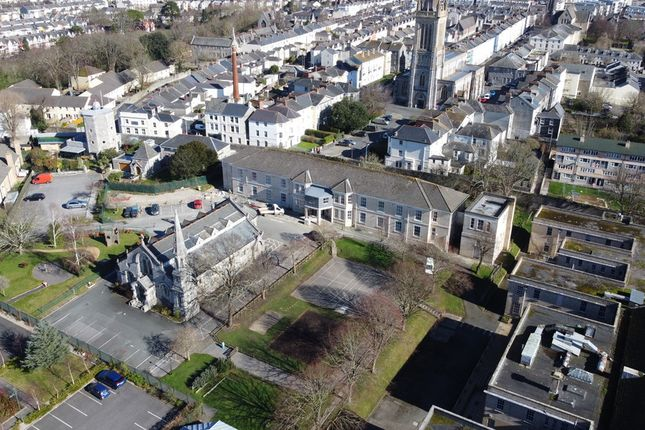 Thumbnail Flat for sale in The Captains House, The Millfields, Plymouth