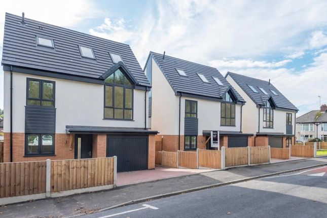 Thumbnail Detached house for sale in Clark Road, Wolverhampton