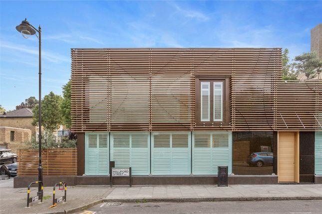 Thumbnail Semi-detached house for sale in Halliford Street, Islington, London