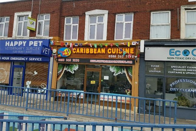 Restaurant/cafe for sale in Caribbean Cuisine, 8 Great Cambridge Road, Enfield, Middlesex