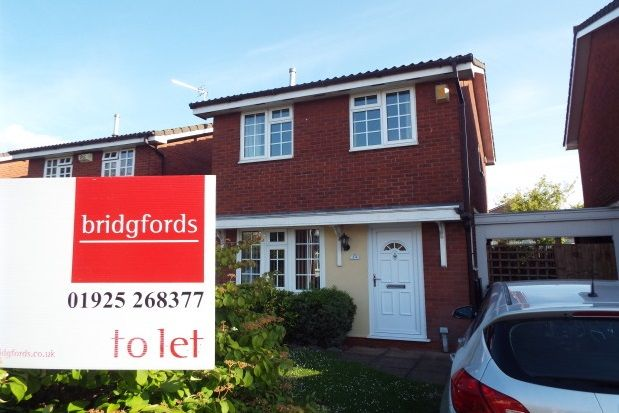 Thumbnail Detached house to rent in Crown Fields Close, Newton-Le-Willows