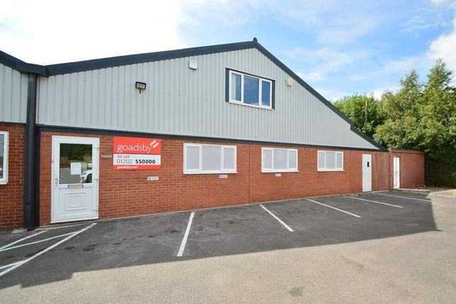 Thumbnail Warehouse to let in Misan House, Crow Arch Lane Industrial Estate, Ringwood