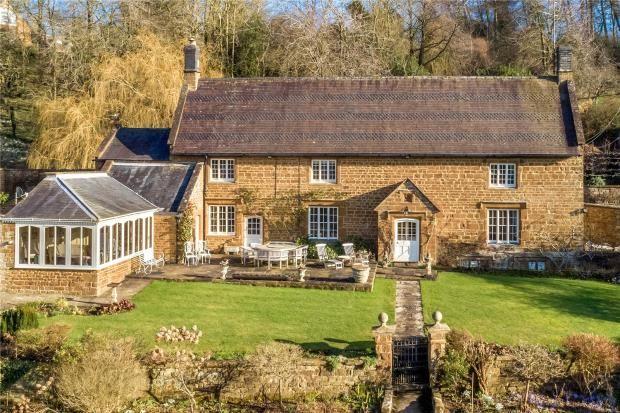 Thumbnail Detached house for sale in Alkerton, Banbury, Oxfordshire