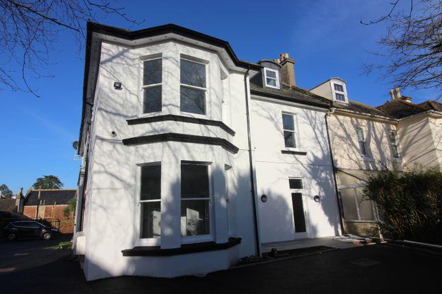 Flat to rent in Flat 3, Grosvenor House, 17 Grosvenor Road, Paignton