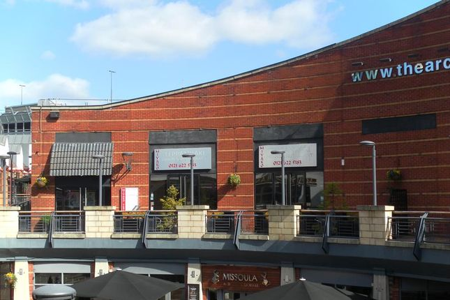 Thumbnail Restaurant/cafe for sale in Ladywell Walk, Birmingham