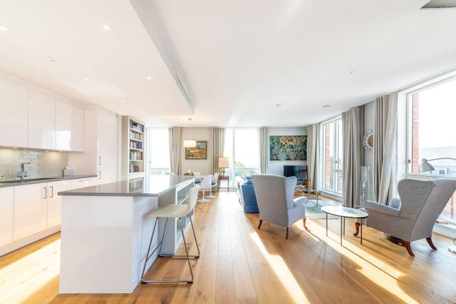 Thumbnail Flat for sale in Belle Vue Apartments, Hampstead, London