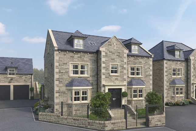 Thumbnail Detached house for sale in Woodthorpe Hall Gardens, Woodthorpe Lane, Sandal, Wakefield