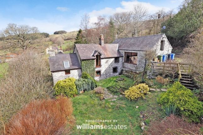 Thumbnail Detached house for sale in Cynwyd, Corwen