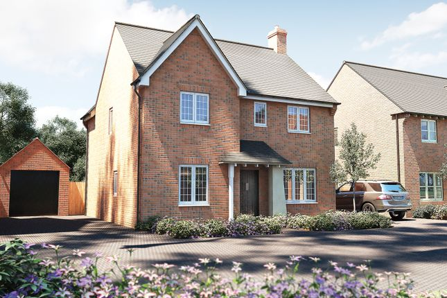 """Detached house for sale in """"The Berrington"""" at Roman Road, Bobblestock, Hereford"""