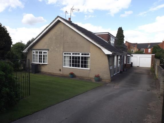 Thumbnail Bungalow for sale in Off The Avenue, Sutton-In-Ashfield, Nottinghamshire
