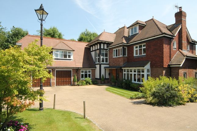 Thumbnail Detached house for sale in Cleopatra Close, Stanmore