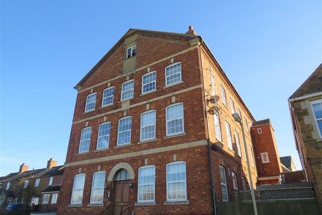 Thumbnail Flat for sale in Rockingham Road, Cottingham, Market Harborough