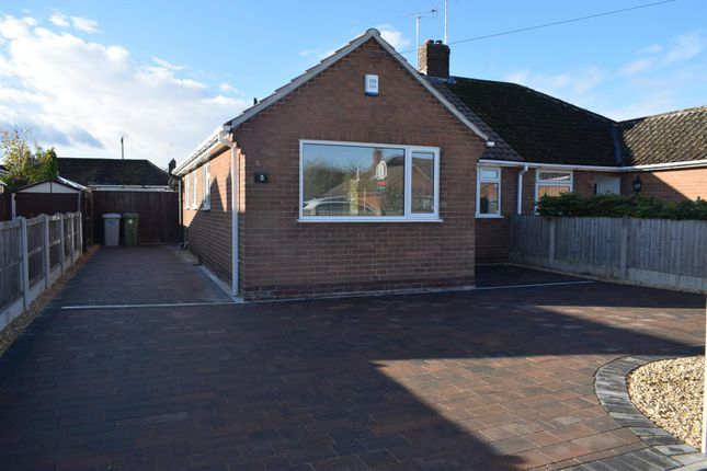 3 bed semi-detached bungalow to rent in Silvey Avenue, Southwell NG25