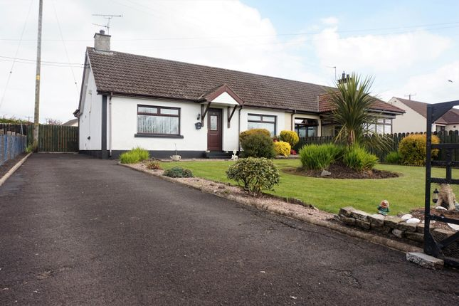 Thumbnail Bungalow for sale in Railway View Macfin Road, Ballymoney