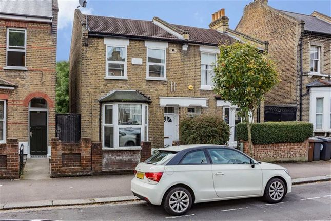 Thumbnail Semi-detached house for sale in Barclay Road, Leytonstone, London