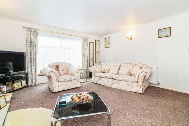 Lounge of Fairfield Drive, Halesowen, West Midlands, United Kingdom B62