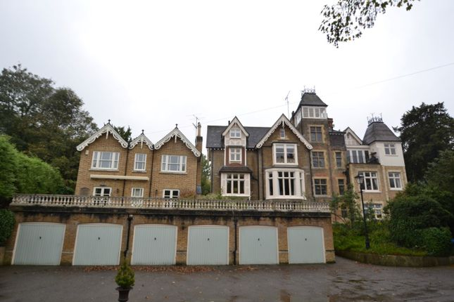 Thumbnail Flat for sale in Mangrove Road, Hertford