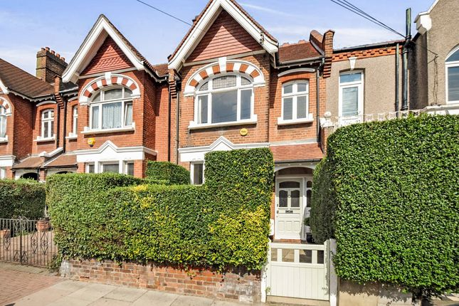 Thumbnail Semi-detached house for sale in Moyser Road, London