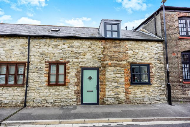 Terraced house for sale in High Street, Fordington, Dorchester