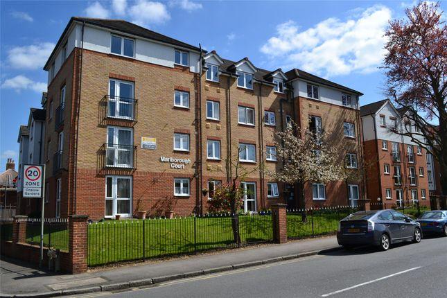 Thumbnail Flat for sale in Marlborough Court, Cranley Gardens, Wallington