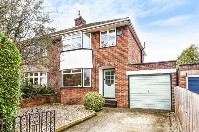 Semi-detached house for sale in Temple Road, Cowley, Oxford