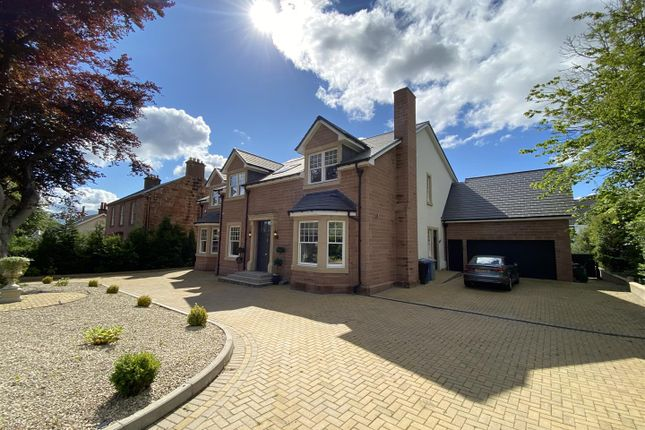 Detached house for sale in Silverwells Crescent, Bothwell, Glasgow