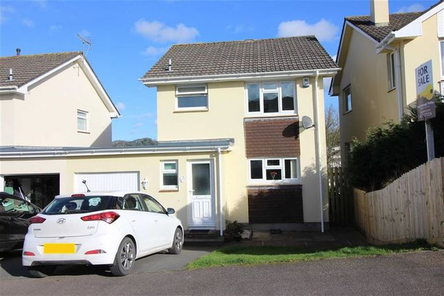 3 bed link-detached house for sale in Greig Drive, Barnstaple