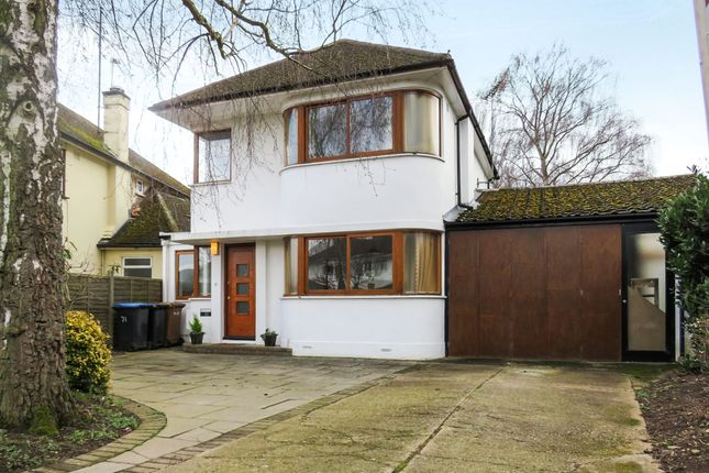 Thumbnail Detached house for sale in Bramble Road, Hatfield
