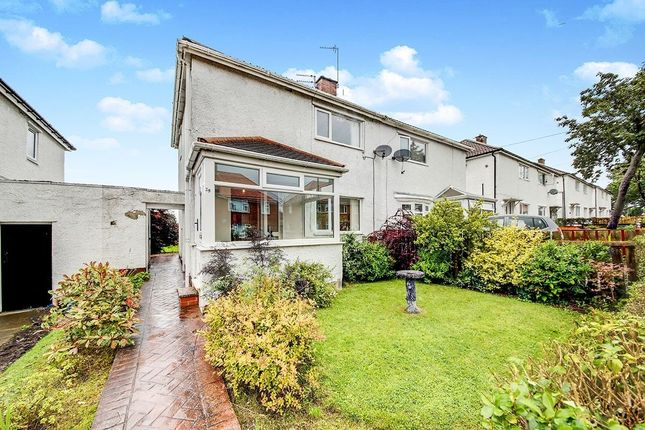 Thumbnail Semi-detached house to rent in Chipchase Avenue, Cramlington