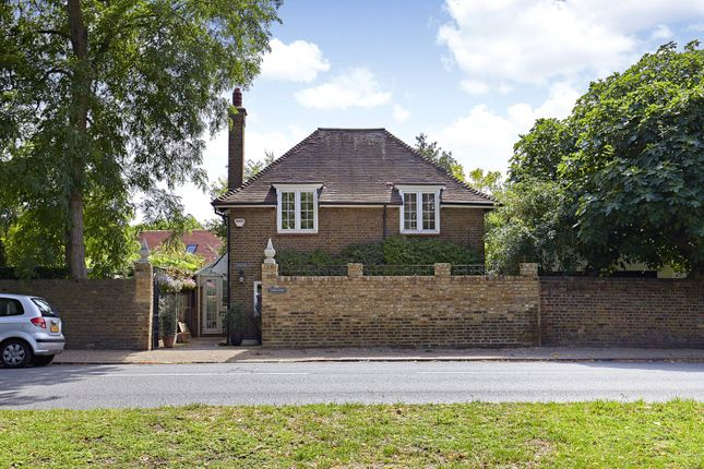 Thumbnail Detached house for sale in Upper Ham Road, Richmond, Surrey
