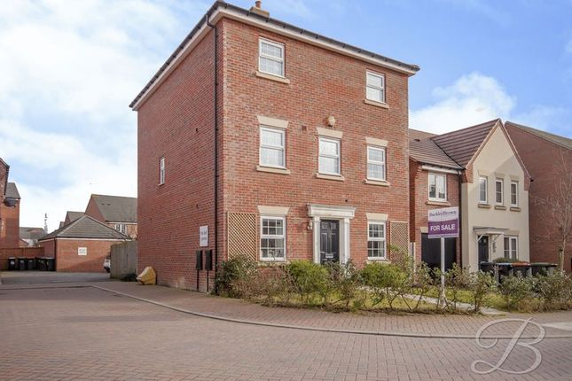 Thumbnail Detached house for sale in Primula Grove, Kirkby-In-Ashfield, Nottingham