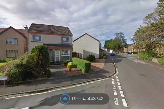 Thumbnail Flat to rent in Glenacre Drive, Largs