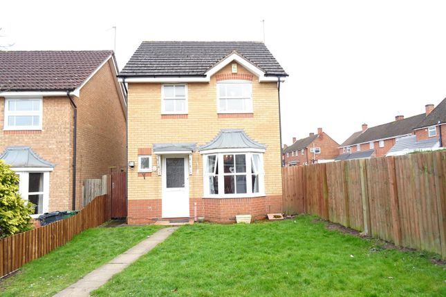 Thumbnail Detached house for sale in Selvester Drive, Quorn, Leicestershire