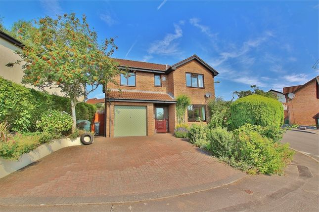 Thumbnail Detached house for sale in Amberheart Drive, Thornhill, Cardiff